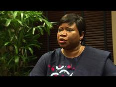 "ICC prosecutor wants to ""give victims a voice"""