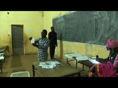 Mali: close of polling stations, start of counting (2)