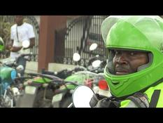 Mobile Motorcycle Taxi Applications to Tackle Traffic Jams in Lagos