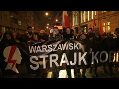 Abortion: demonstrations in Poland against the hardening of the law