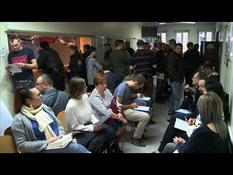 Gdansk: hundreds of people give their blood for the mayor (2)