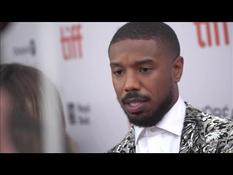 "Michael B. Jordan and Jamie Foxx present ""Just Mercy"" to the TIFF"